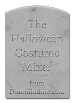 The Halloween Costume Mixer